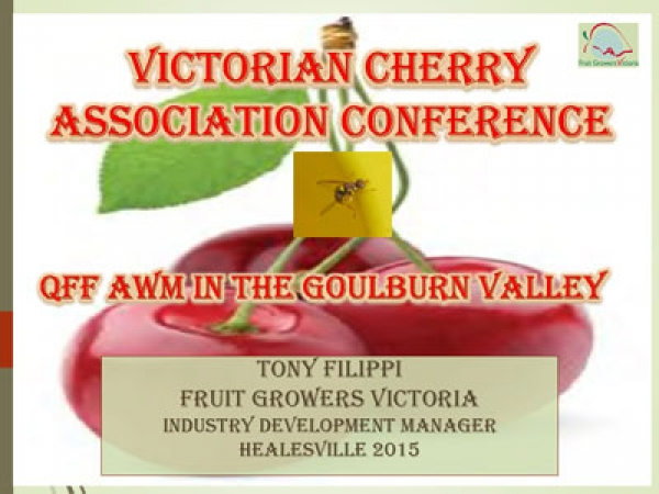QFF AWM in the Goulburn Valley